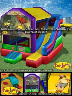 Inflatable Rentals Twin Cities