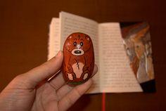 Piedra Pintada - Painted Stone. Oso - Bear.