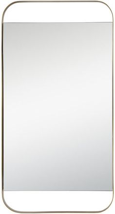 Ren Wil Zariyah Modern Rectangle Accent Mirror #Sponsored , #SPONSORED, #Zariyah#Wil#Ren