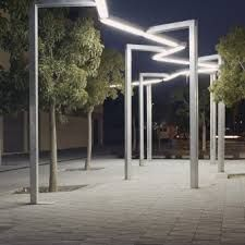 Image result for urban street lighting