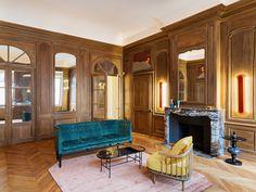Der Salon von Coco Chanel