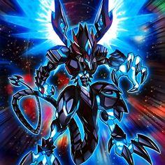 Galaxy-Eyes Full Armor Photon Dragon by NewArkantos