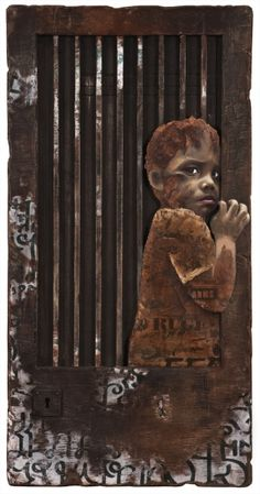 Paolino by Jonathan Darby Mixed Media and Wheat Paste on Distressed Wood, Mixed Media Photography, Artistic Photography, Creative Photography, Food Photography, Klimt, Art Alevel, Protest Art, A Level Art, Art Sketchbook