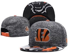 on sale fdc00 5265a NFL Cincinnati Bengals Fashionable Snapback Cap for Four Seasons Cincinnati  Bengals, Snapback Cap, Nfl