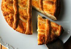 Crostata+alla+ricotta,+ricetta+semplice