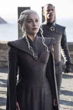 Daenerys Targaryen - Dragonstone (Pedra do Dragão)
