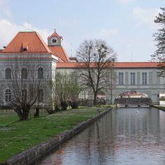 munich   germany   münchen   deutschland   schlosspark nymphenburg   schloss nymphenburg