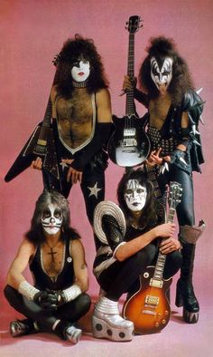 """""""Get up, everybody's gonna move their feet, get down, everybody's gonna leave their seat. Kiss Rock Bands, Kiss Band, Kiss Images, Kiss Pictures, Paul Stanley, Blues Rock, Eric Singer, Heavy Metal, Kiss Group"""