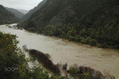 Just a river - Rio Mondego, Penacova, Portugal