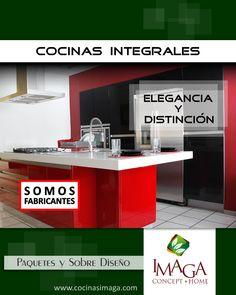 Cocinas Imaga, Elegancia y Distinción