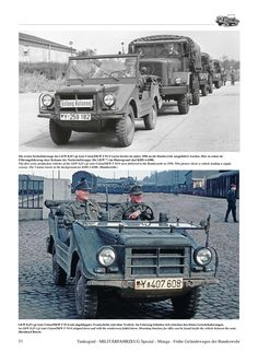 """During the 1950s the militaries of the new NATO alliance embarked on a """"Europa Jeep""""project that dragged on for the next two decades. West Germany filled the gap with the DKW Munga 4x4"""