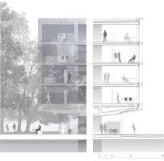 Gallery of World Trade Organization / Wittfoht Architekten - 17