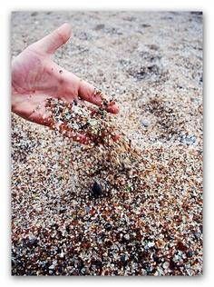 Incredible Glass Beach in Fort Bragg, California- OMG- Sea Glass!!!! Love it!!!
