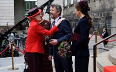 Danish Royal Family attended the opening of the Danish Parliament Denmark Royal Family, Danish Royal Family, Danish Royals, Princess Mary, Royal Fashion, Captain Hat, Boys, Baby Boys, Senior Boys