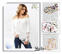 """SHEIN"" by rilner ❤ liked on Polyvore"