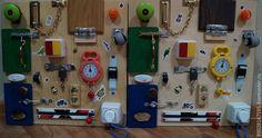 Купить БИЗИБОРД РАЗВИВАЮЩАЯ ДОСКА - разноцветный, бизиборд, развивающая книжка, развитие мелкой моторики