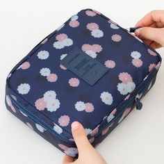 Limited Edition Women Cosmetic Makeup bag