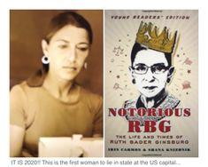 Ruth Bader Ginsburg, Open Minded, U.s. States, Life, Usa, United States