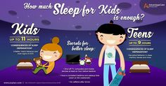 How much sleep is really enough for kids and teens?