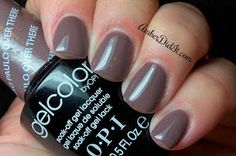 Amber did it!: OPI GelColor Brazil Collection I Sao Paulo Over There