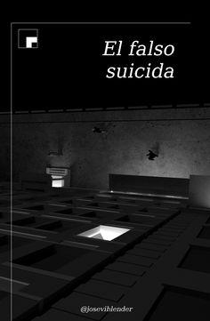El falso suicida, portada, portada novela, cover book Books, Movie Posters, Movies, Cover Design, Novels, Libros, Films, Book, Film Poster