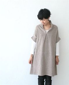 tunic - cholon ....... would love to get a pattern close to this and adjust.  Just lovely