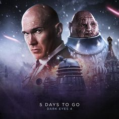 """Paul McGann returns as the Eighth Doctor in Big Finish's """"Dark Eyes 4"""" - available on download from 2 March 2015! Pre-order it now, and catch up with the rest of the Dark Eyes saga:  http://www.bigfinish.com/ranges/v/doctor-who---dark-eyes"""