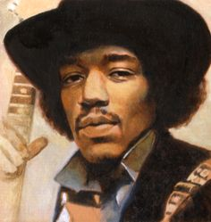 jimi hendrix Jimi Hendrix, Painting, Art, Art Background, Painting Art, Kunst, Paintings, Gcse Art