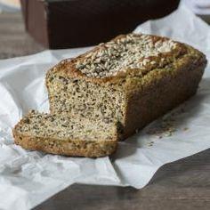 Gesunde Ernährung geht ganz einfach: Mit dem LOGI-Brot achtest du auf einen niedrigen Blutzucker- und Insulinspiegel. Low Carb ist das Brot auch!