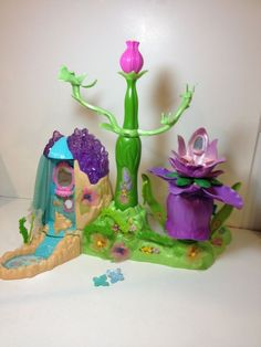 RARE Vintage Barbie Doll Fairytopia Enchanted Meadow Playset Lot Display Fairy in Dolls & Bears | eBay
