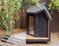 Writing Pavilion von Architensions   Installationen