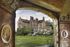 Chartwell - Sir Winston Churchill's Home in Kent...great photograph on Flikr by Colin Watt.