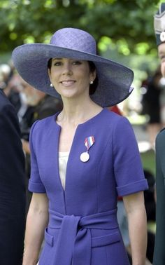 Princess Mary of Denmark...The Royal Hats Blog