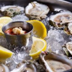 Myrtle Beach restaurants serve up fresh oysters raw or steamed.
