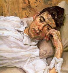 루시안 프로이드(1922~2011) 독일의 정신분석학 철학자 지그문트 프로이드의 손자인기도 한 그는 '리얼리즘...