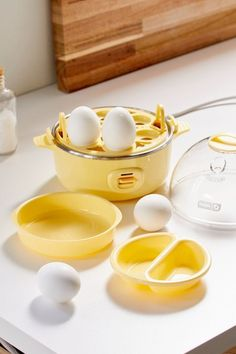 Shop Rapid Egg Cooker at Urban Outfitters today. We carry all the latest styles, colors and brands for you to choose from right here. Veggie Cups, Glass Tea Cups, Glass Storage Jars, Breakfast Bites, Mini Fridge, Refrigerator, Cooking Appliances, Mini Pies, Dinnerware Sets