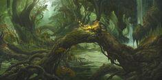 fantasy forest - Buscar con Google