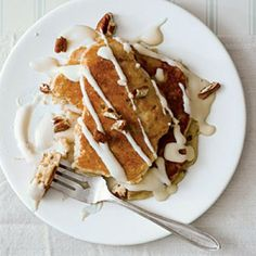 12 Perfect Pancake Recipes: Italian Cream Pancakes Recipe