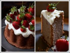 Cinnamon Applesauce Cake