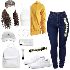 perfect outfit for school 2019 perfect outfit for school The post perfect outfit for school 2019 appeared first on Outfit Diy. Baddie Outfits Casual, Swag Outfits For Girls, Cute Outfits For School, Teenage Girl Outfits, Cute Swag Outfits, Cute Comfy Outfits, Dope Outfits, Teen Fashion Outfits, Girly Outfits