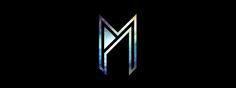 "PM ""Galactic"" logo display"