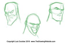 Bruce Timm Style examples