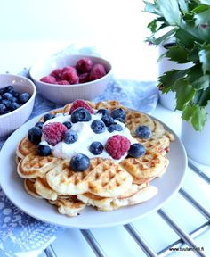 Dream Life, Waffles, Low Carb, Baking, Breakfast, Sweet, Food, Recipes, Morning Coffee