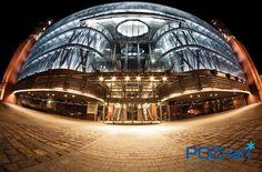 Poznan Poland, Stary Browar Shopping Center, one of the best in Europe, center of art