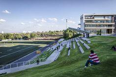 Galería de Estadio Borregos / Arkylab + Mauricio Ruiz - 6