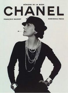 My life didn't please me, so I created my life.Coco Chanel