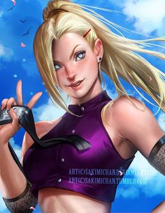 Ino by Sakimichan