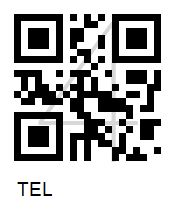 This is awesome. Use a QR code to dial a phone number. This one connects you to the Children of the Night hotline where you can get one-on-one GED tutoring!