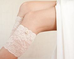 Lace Boot Cuff Womens Boot Socks Womens Lace Boot Socks Cream Wedding Holiday Fashion by LeLeni on Etsy https://www.etsy.com/listing/164311604/lace-boot-cuff-womens-boot-socks-womens