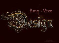 Amo, vivo design gráfico, imagem é tudo para mim.